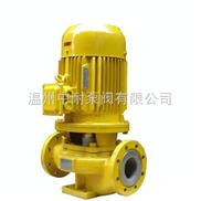 GBF型化工管道泵