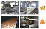 BKP全自动模盘注芯蛋黄派生产线