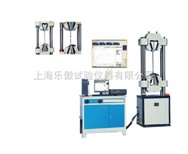 GWE-1000B钢绞线专用试验机主要特点
