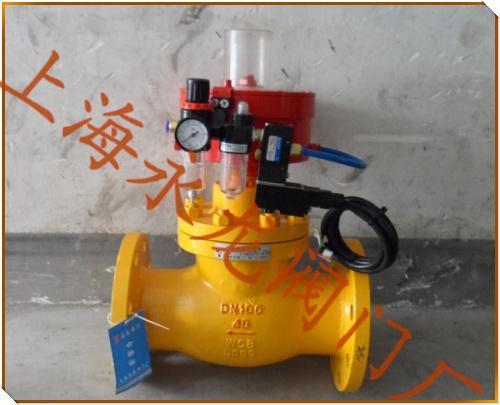 qdq421f-25c 氨气紧急切断阀图片