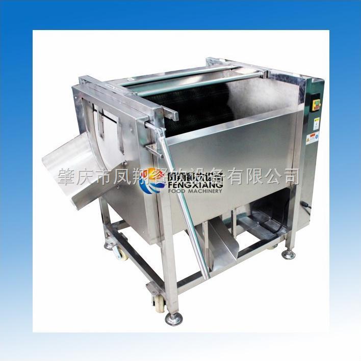 肇庆凤翔-----洗姜机,土豆清洗脱皮机 整机全优质不锈钢