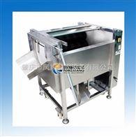 MSTP-80肇庆凤翔-----洗姜机,土豆清洗脱皮机 整机全优质不锈钢