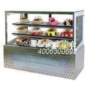 上海冷柜:蛋糕面包展示冰柜安装保养知识大全