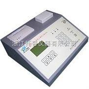 全部中文菜单显示操作流程的土壤分析仪