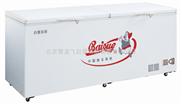 全新白雪BD/C-828F冰柜/冷冻冷藏柜/茶叶柜/北京白雪冷柜
