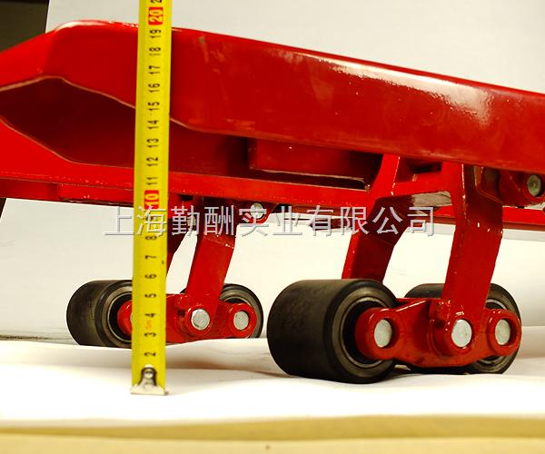 宽叉1150mm的1吨电子叉车秤备受各企业的青睐