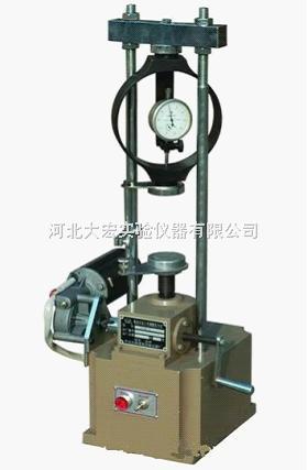 电动石灰土压力机