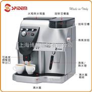 喜客全自动咖啡机,维拉咖啡机 意大利进口意式咖啡机