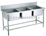 广州市厨具设备安装公司 商用厨房工程设计 供应星盘水槽池