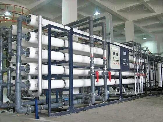 RO-010饮料配制用纯净水处理设备