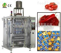 广州 小型四边封液体包装机