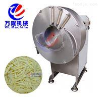 QC-S100高速切姜丝姜片机 水果切丝机 切笋片机