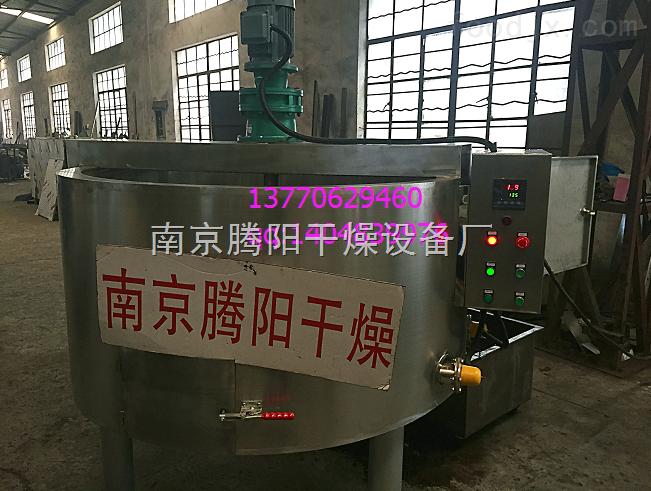 TYCY-750苦荞食品电热烘炒设备