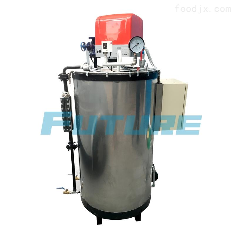 1-0.7-q 小型燃油燃气蒸汽发生器(免锅检)