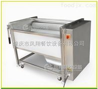 MSTP-500鲜姜去皮清洗机 去姜皮机 洗姜机