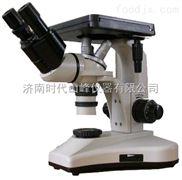 专业生产双目倒置金相显微镜 4XB