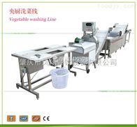 VL-1000净菜加工成套生产线