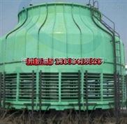 【创惠实拍】圆形冷却塔厂家、T位齐全