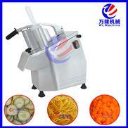 QC-30-小型多功能电动切菜机商用 切丝切条切片机 小型切菜机
