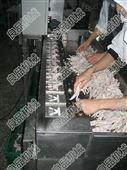 新型鸡爪凤爪切割机