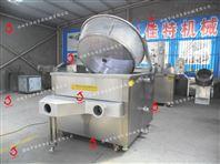 北京坚果油炸机,新型油炸机厂家