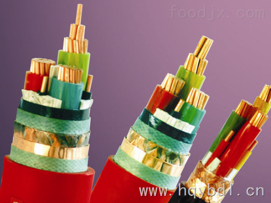 ZRBPYJVRP2-0.6/1KV 3*25+3*4变频屏蔽电缆