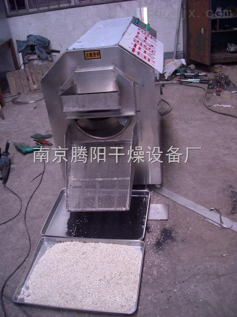 TY-CY-750滚筒式电热炒决明子机