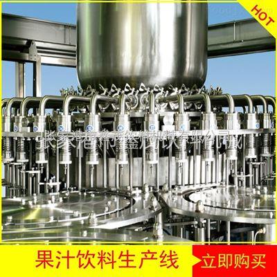 果酒生产线 果汁调配罐 冷热果汁机 饮品设备 饮料 生产全套设备