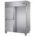 卡塞式风冷三门冷藏立柜|GN1410TN3M