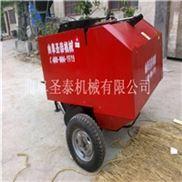 拖拉机带动小麦玉米打捆机 行走式捡拾打捆机