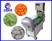 供应切水果片机 多功能双头土豆切丁机
