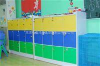 亚津批发定做工厂员工ABS塑胶更衣柜、学校宿舍寄存柜、超市存包柜