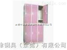 东莞亚津生产铁皮更衣柜 铁皮储物柜 铁皮文件柜 铁皮存包柜专业生厂家