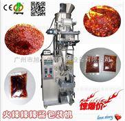 广州全自动液体包装机厂家全自动酱料包装机