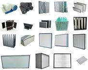 板框式-空气过滤器,初效过滤器,中效过滤器,高效过滤器