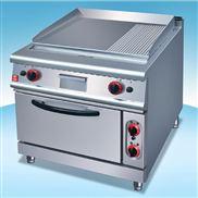 供应不锈钢台式燃气扒炉
