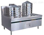 天津電熱蒸包爐,單眼蒸包,三孔