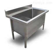 不锈钢洗手池 感应水池