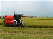 小型玉米收获机