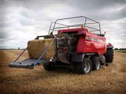 [新品] 麦草打捆机,牧草打包机,圆捆
