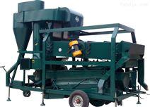 玉米除杂机/苞米粒清选机 秸秆尘土旋风式清理机