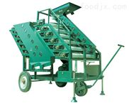 HYL-10型移動無塵糧食清選機,全程無塵可室內操作的糧食篩選設備