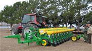农哈哈2BDPM-12驱动圆盘免耕覆盖施肥播种机