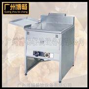 GF-5G立式燃气单缸炸炉 商用燃气控温油炸炉 大容量不锈钢油炸锅