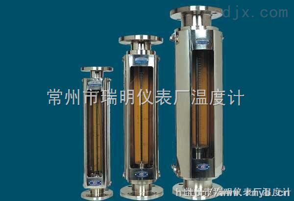 全不锈钢型玻璃转子流量计LZB-40B