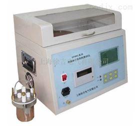 北京特价供应GF4001系列绝缘油介质损耗测试仪