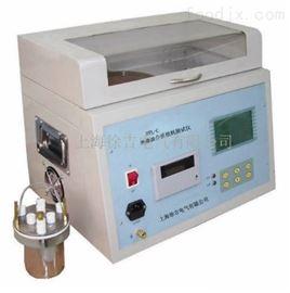 济南特价供应DTL-C绝缘油介质损耗测试仪