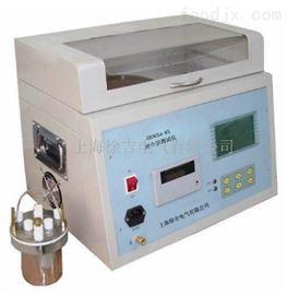 武汉特价供应GB5654-85油介损测试仪