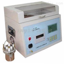 深圳特价供应JC-3026油介损测试仪