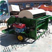 ST400-自动剥毛豆机 毛豆采摘机器 青黄豆收割机 大豆摘果机 厂家直销